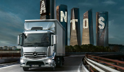 Mercedes-Benz Antos voor distributietransport