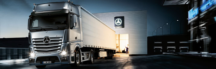 Mercedes-Benz Truck & Trailer onderhoud